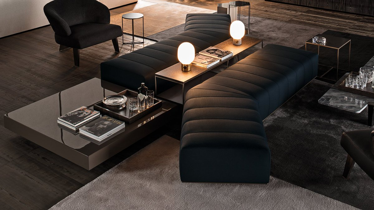 Minotti London On Twitter Quot Modularity In The Minotti