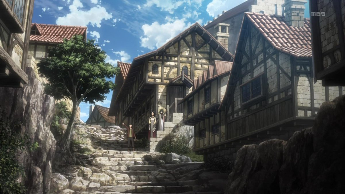 Tohad On Twitter Backgrounds From Attack On Titan Shingeki No Kyojin 2013 Wit Studio And Production I G