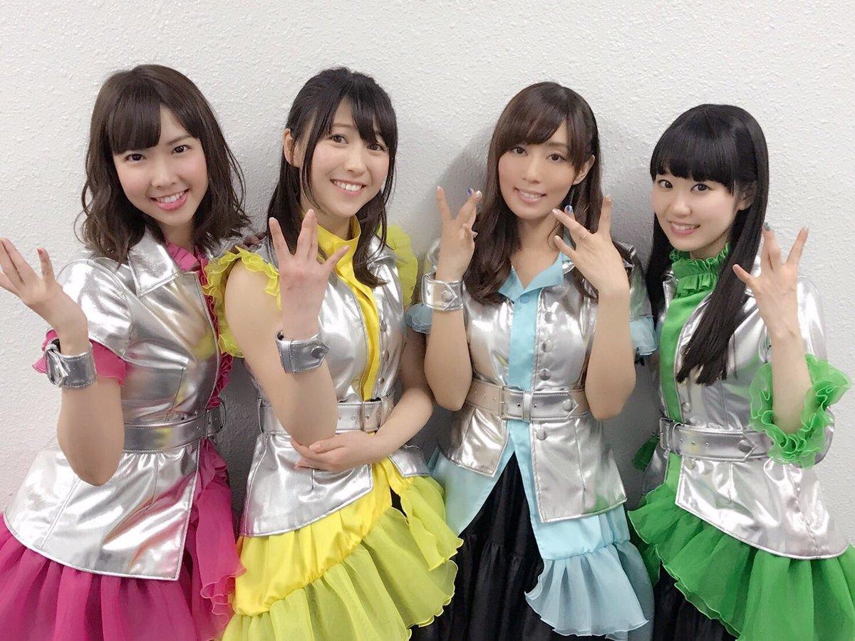 2日目の涙目爆発音チームです( ˘ω˘ )♡クレア役の日笠陽子さんとご一緒できて幸せの極みでした。