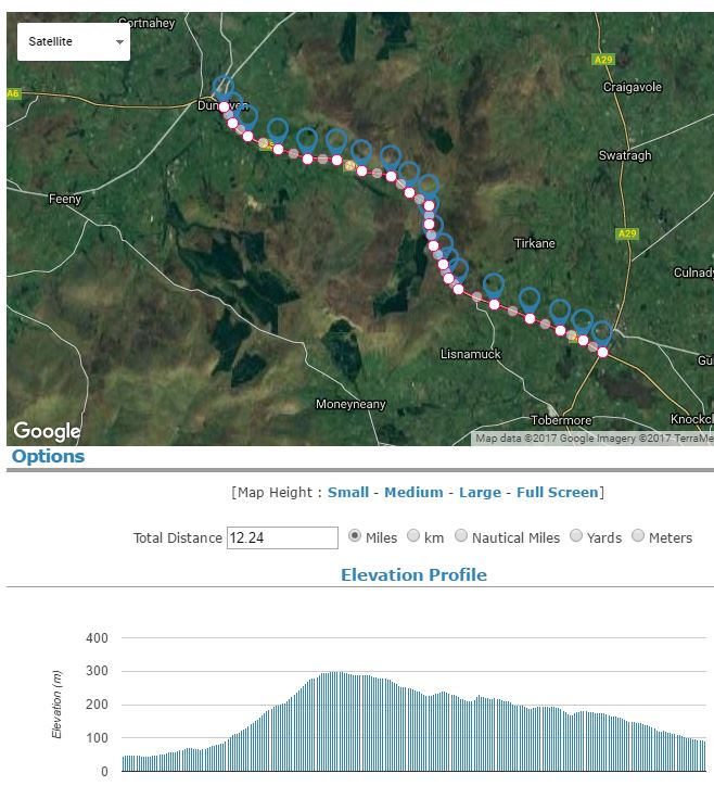 Free Map Tools Freemaptools Twitter - Map route distance tool