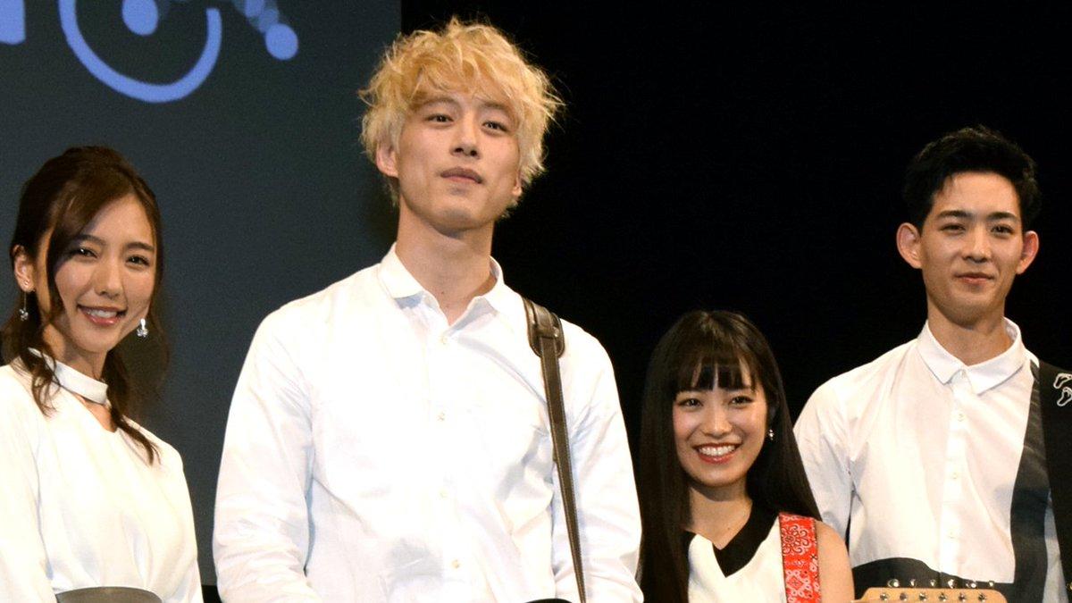 【動画】坂口健太郎、バンド活動に充実感 miwaの楽曲に感涙「心に訴えかけるものが…」 #坂口健太郎…