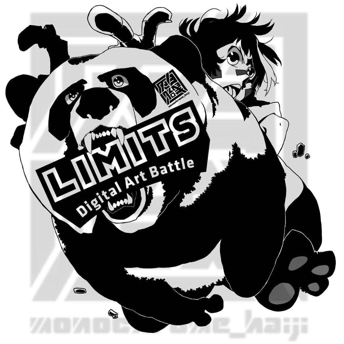 """白黒灰脂 on twitter: """"limits×出場アーティストのオリジナルtシャツが"""