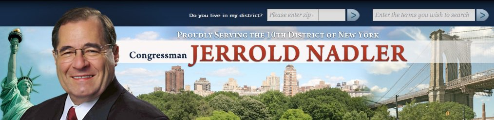 Make sure you are subscribed for my E-newsletter to get news, updates, and information about my work in Congress. https://jerroldnadler.house.gov/forms/form/?ID=545 …