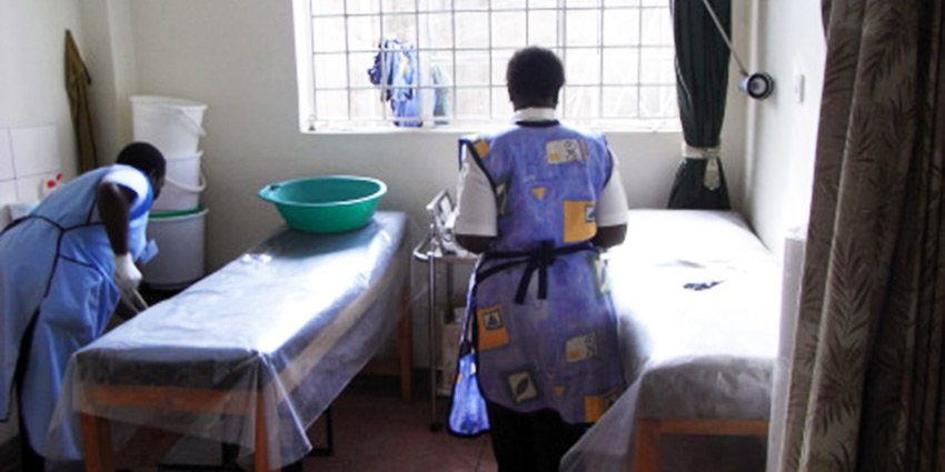 Dr. Waldmann-Brun beschreibt auf ihrem Blog,wie Ärzte und lokales Fachpersonal in #Nairobi voneinander lernen können.https://t.co/UUeiTNCMKg https://t.co/g7vXMKuolZ