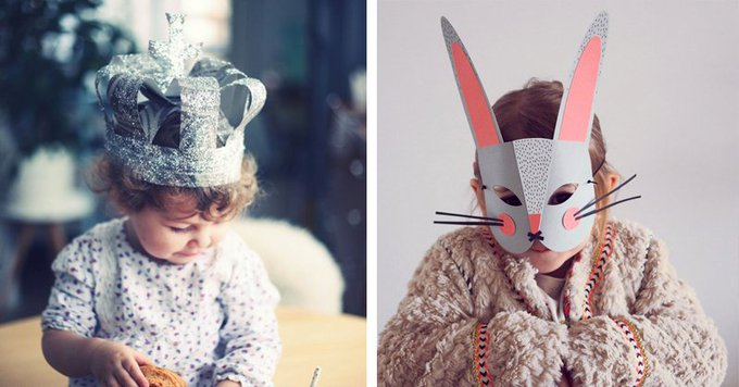 Déguisement pour enfant: 15 idées à faire pour le Carnaval