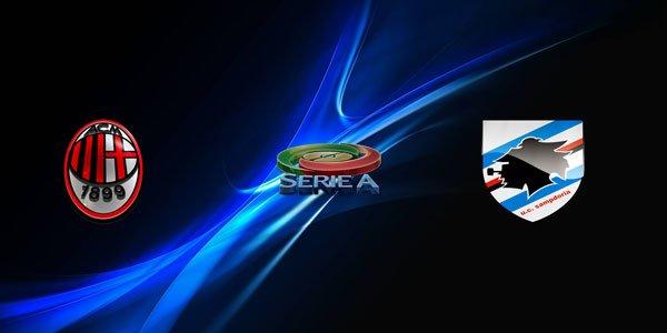 Vedere MILAN SAMPDORIA Video Streaming Rojadirecta: info Diretta Gratis Online oggi 5-2-2017