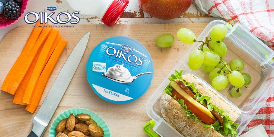 Hoy no te olvides de disfrutar el delicioso sabor de OIKOS®. https://t.co/r6C9Adh39U
