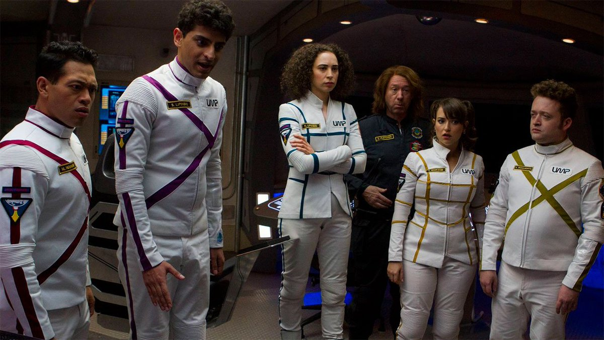Paul Feig wants help saving 'Other Space,' the funniest sci-fi comedy you've never seen https://t.co/2jAAACYf1c https://t.co/3sxsq8TQUV