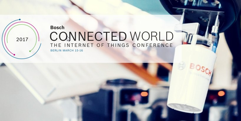 Experience IoT solutions implemented by Bosch and its partners at #BCW17, #IoT event with expert speakers https://t.co/mv5DLbA8FO https://t.co/KLZO2EbGgR