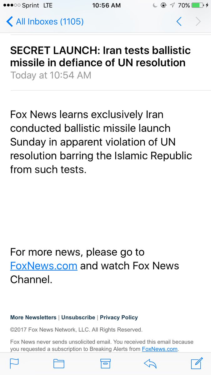 إيران تختبر ترامب بصاروخ باليستي C3bivn2XUAAhVD3