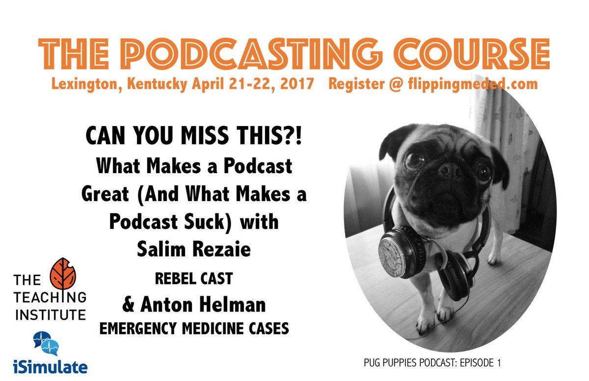 anand swaminathan on want to up your podcasting skills anand swaminathan on want to up your podcasting skills spots still left 21st 22nd in lexington ky bring your whole team and get a sweet