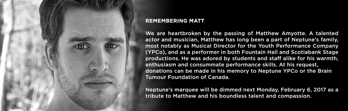 In memory of Matthew Amyotte. We miss you dearly. https://t.co/fgWryQKkUA