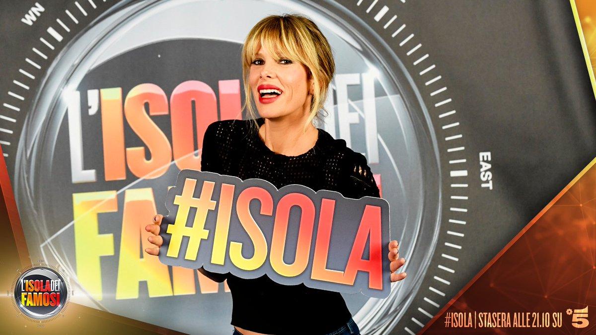 LIVEBLOGGING 31 GENNAIO 2017 L'ISOLA DEI FAMOSI