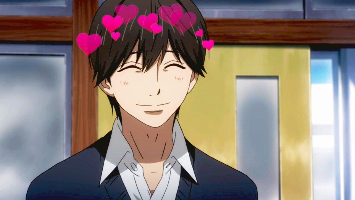 Anime With Hearts On Twitter Kakeru Naruse Orange