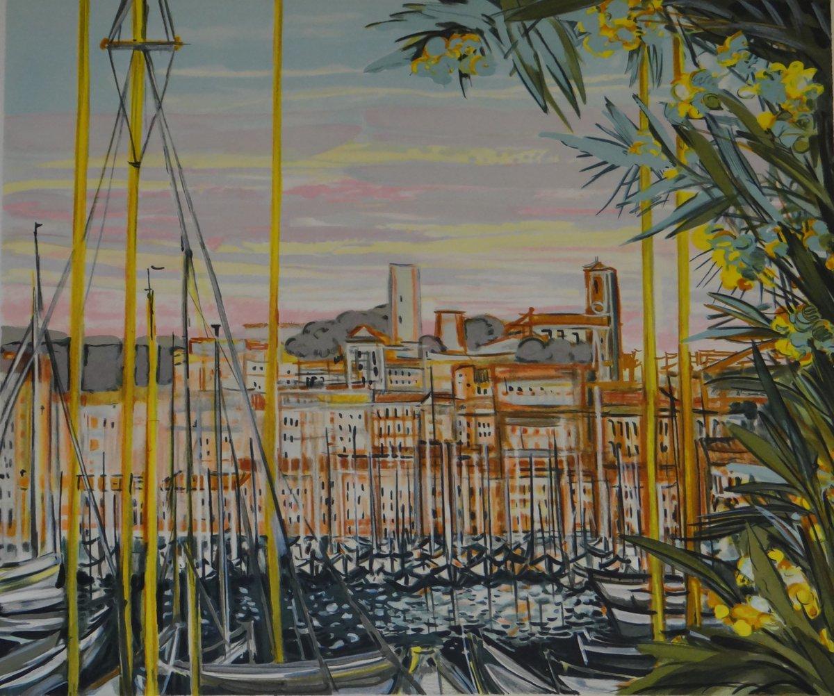 Michel-Henry  http:// etsy.me/2kkvNxo  &nbsp;    #lithographie #marina #LeCannet #Cannes #plaisance #etsyspecialt  #artforsale #TintegrityT  @DNR_CREW<br>http://pic.twitter.com/WOaNoxNt0w