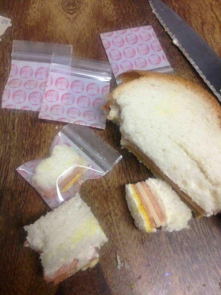 Ran outta sandwhich bags smh