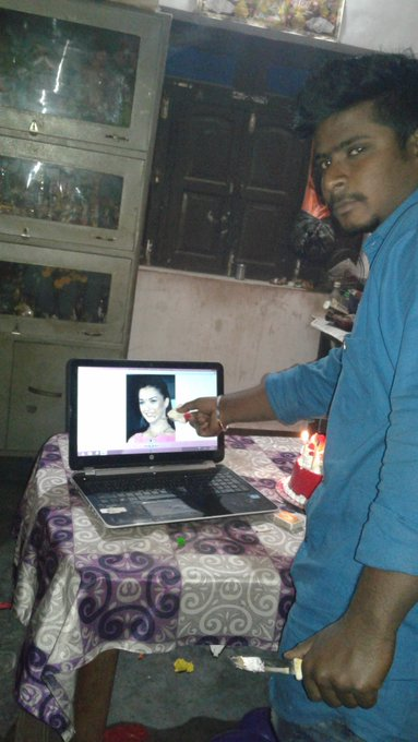Happy birthday amy jackson your best lover kunwar singh celebrate birthday party