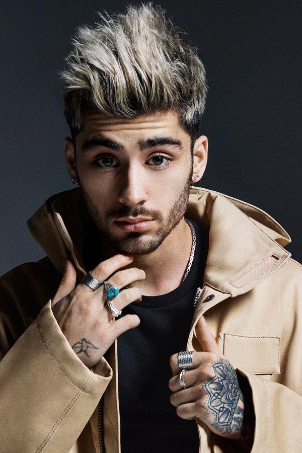 Zayn Malik Haircut Tutorial of One Direction  TheSalonGuy