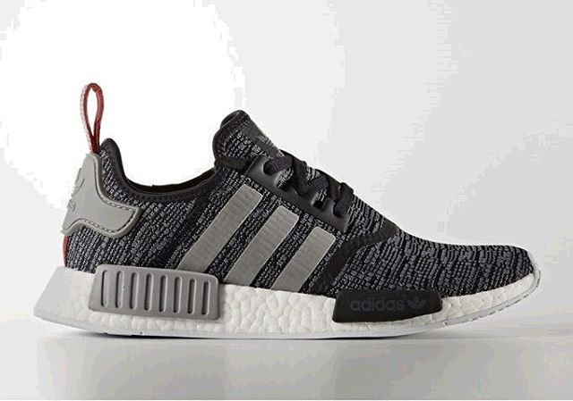 The adidas NMD R1 arrives in stores and