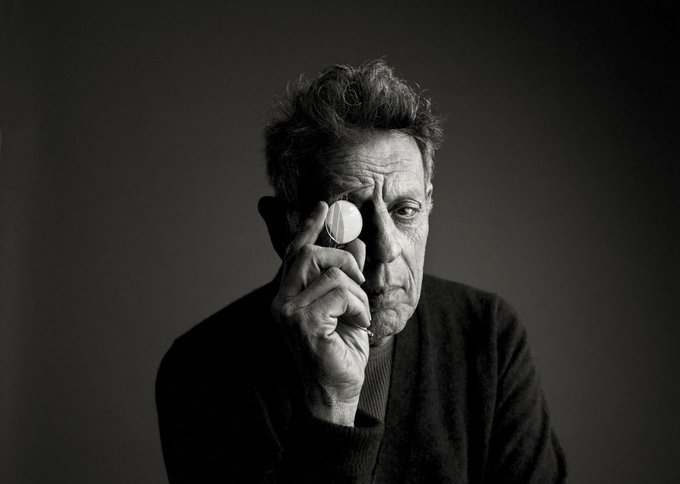 Wishing Philip Glass a very happy 80th birthday!