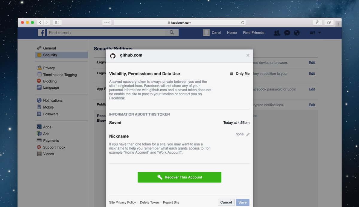 Github on twitter theres a new way to recover your github account github on twitter theres a new way to recover your github account in 2fa lockout scenarios available january 31 httpst9wjtiho5kd ccuart Gallery