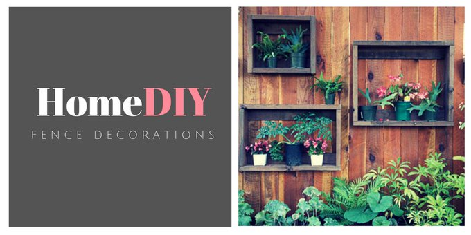 14 Striking DIY Fence Decorations to Try