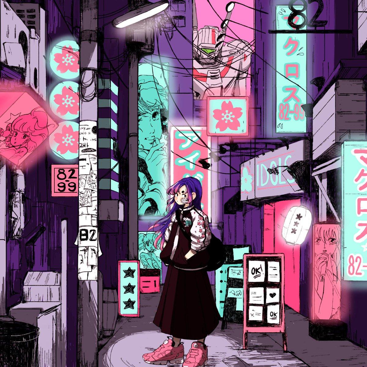 アイドル、さくら『Idols, Sakura』🌸🌸🌸 Close up