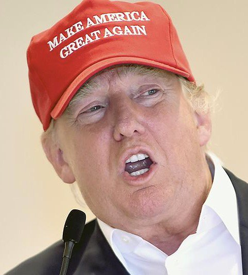 15ff8aee If you run up to Donald Trump and flip his hat around he turns into Fred  Durstpic.twitter.com/QespPZonnJ
