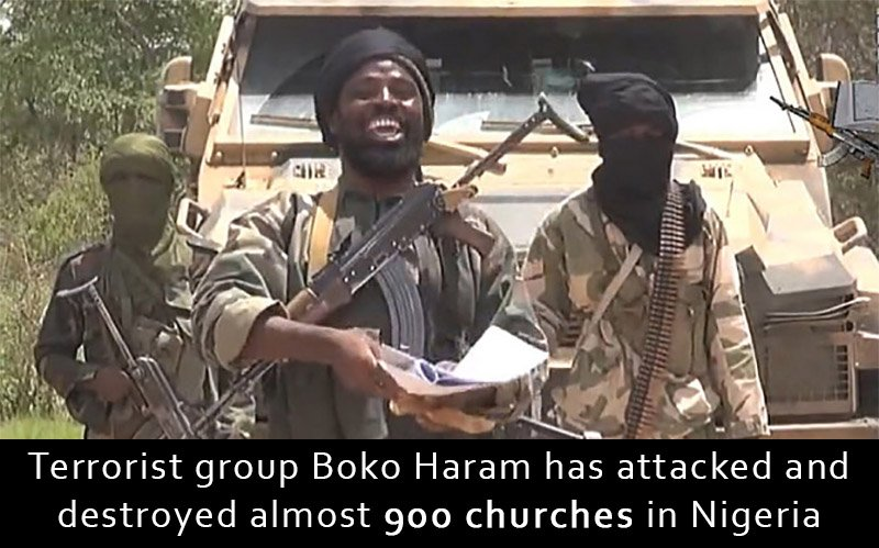 #NEWS: Almost 900 #Churches Have Been Destroyed by Boko Haram https://t.co/6swKJ5VAIV https://t.co/Dtgk93HzPq