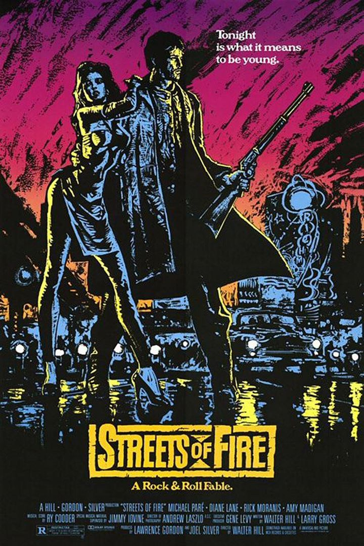 You've asked and we got it! STREETS OF FIRE: COLLECTOR'S EDITION coming this May! More details soon!! https://t.co/kLqU7sGzGt