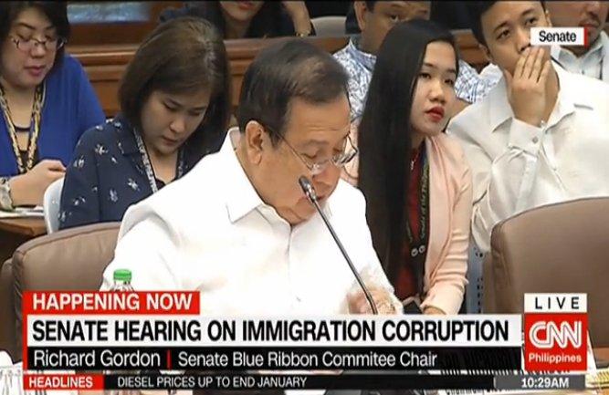 Cnn Philippines On Twitter Happening Now Senate Resumes