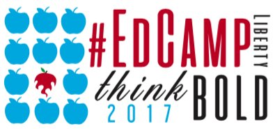 We are so proud of Jane Kemp, LNHS Senior, for her 2017 winning #EdCampLiberty logo design! #lpsleads #moedchat https://t.co/kO3zjltb2g