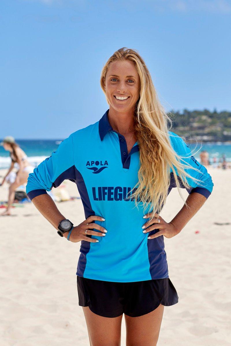 Bondi Rescue On Twitter Meet Jules Bondirescue S New Female Lifeguard Channelten Bondilifeguards