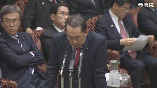 参院予算委。福島みずほ「この法案、テロ対策と説明されている。法文にテロ対策の文言は入っているか?」 …