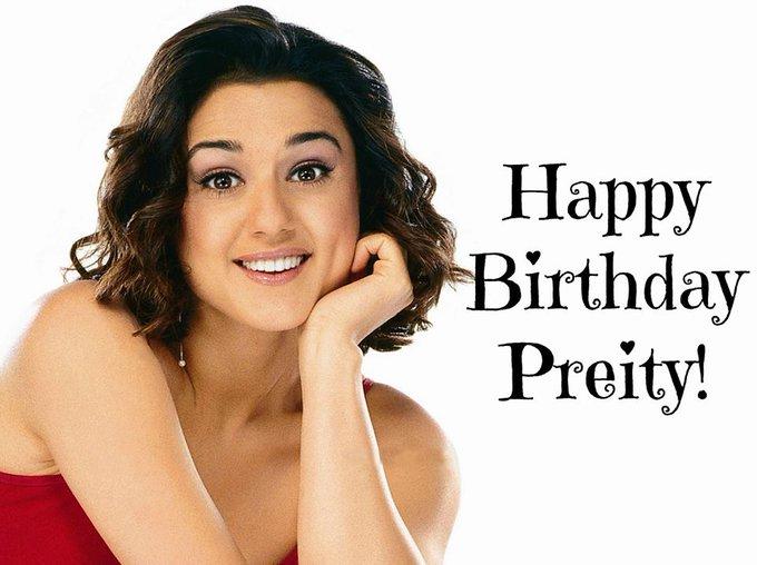 Wishes a Very Happy Birthday to Amy Jackson & Preity Zinta.