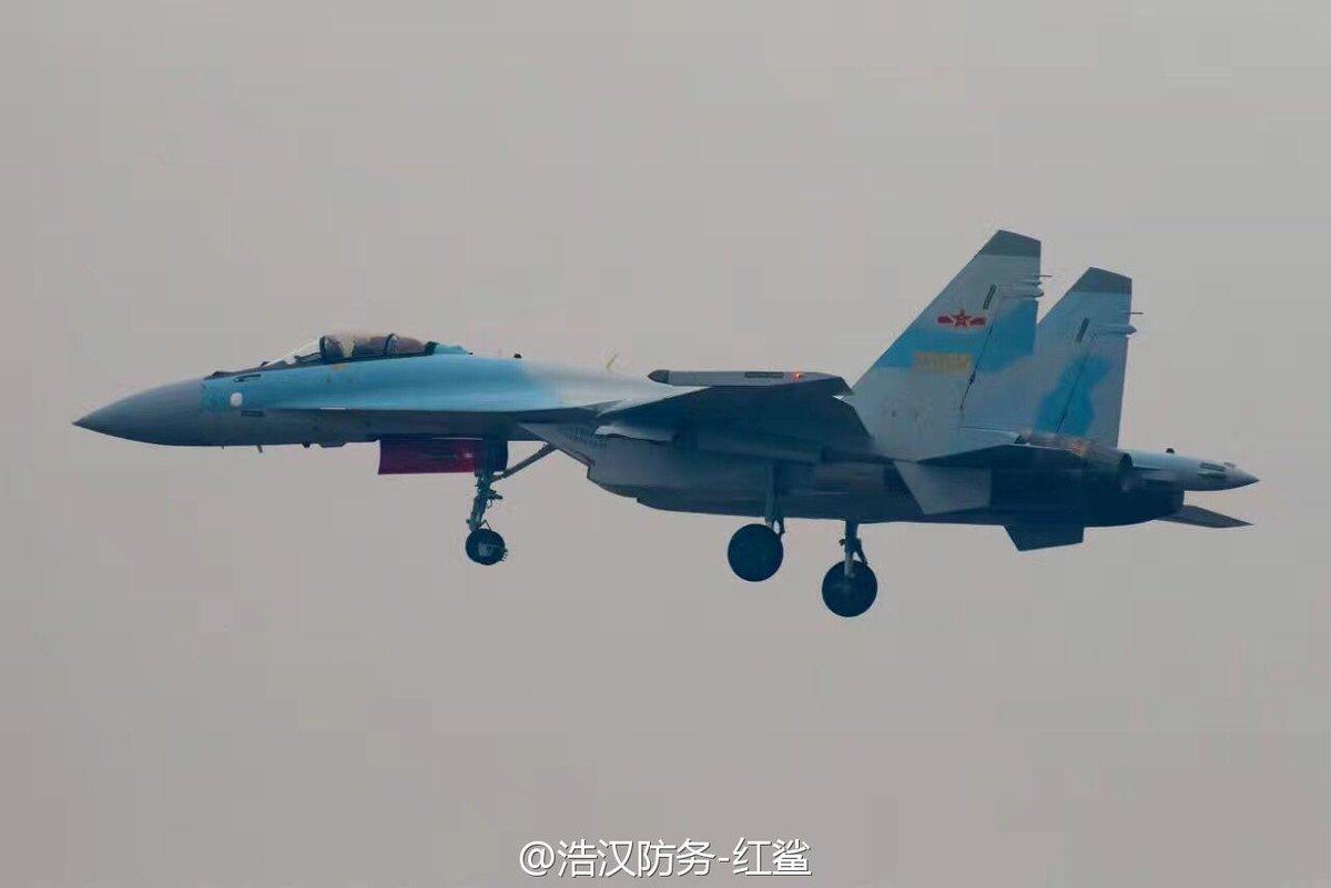 Resultado de imagen de Su-35  de China
