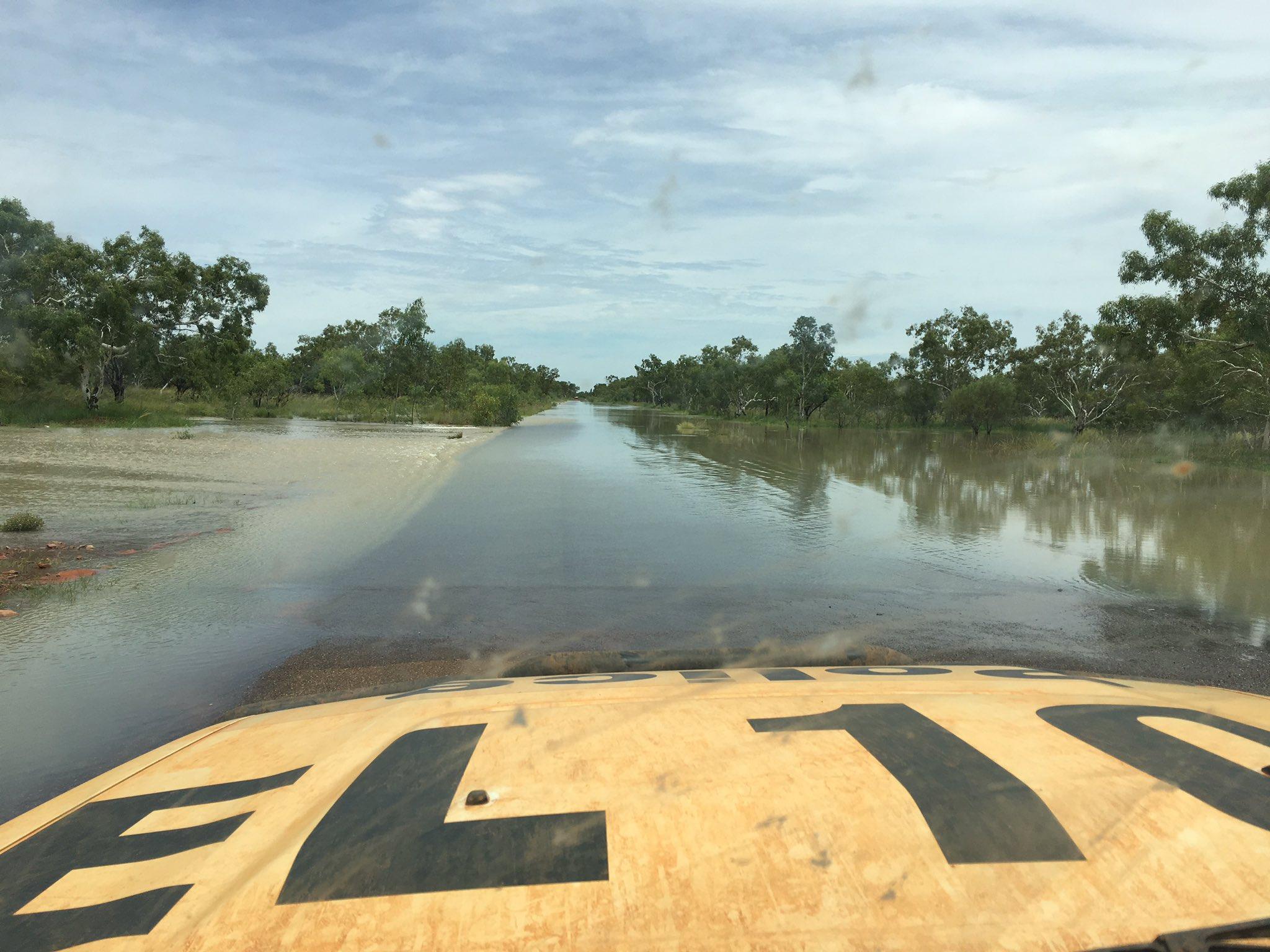 Thumbnail for Big wet hits northern Australia