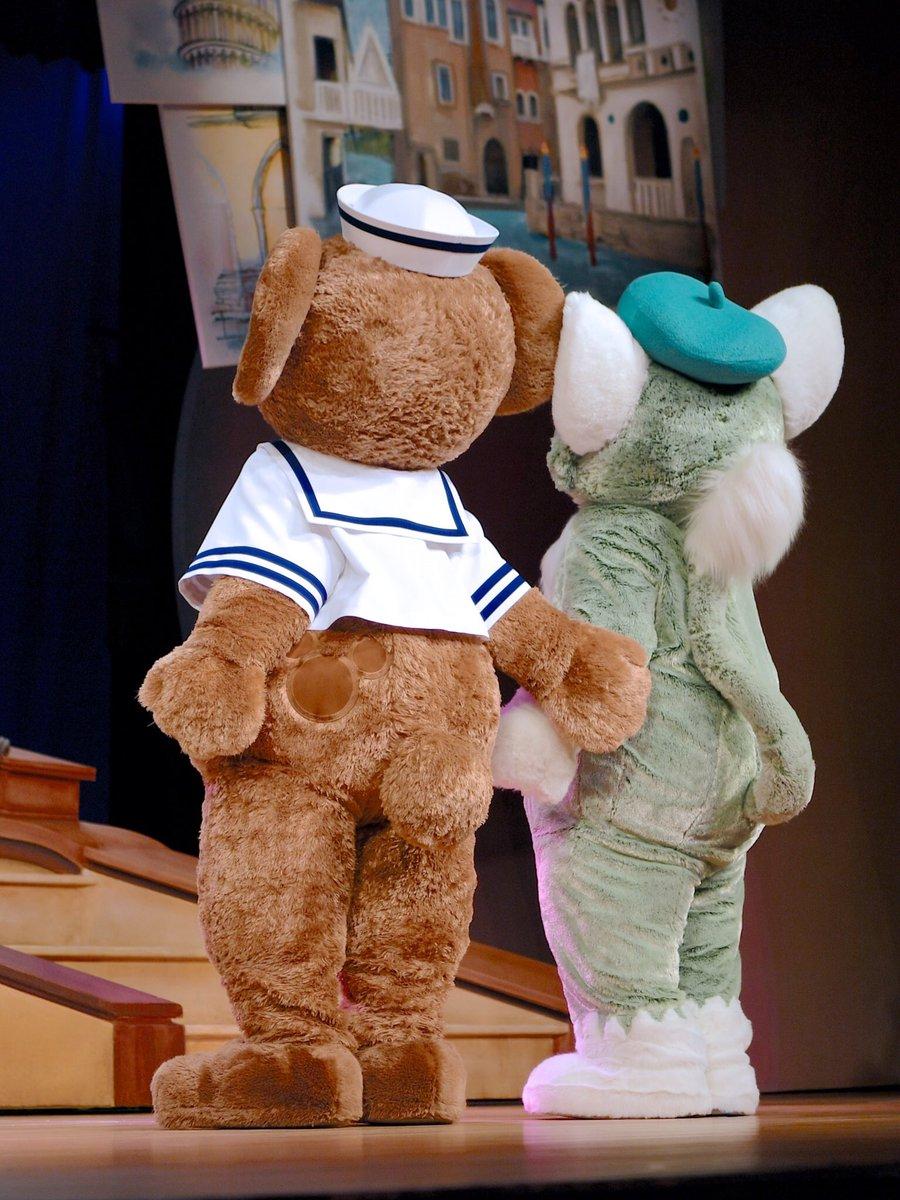 ジェラトーニがケープコッドで新しいお友達と出会う物語 TDS「マイ・フレンド・ダッフィー」リニューア…