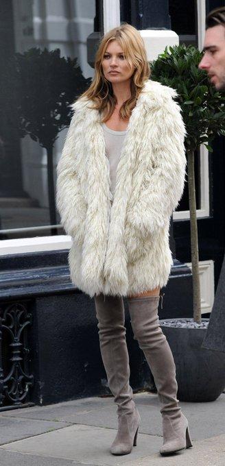 The goddess!  Happy Birthday Kate Moss!