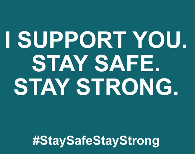 To #refugees on #Manus & #Nauru - there are many in Australia who care about you. You are welcome here #StaySafeStayStrong #BringThemHere https://t.co/sJQA91XUCf