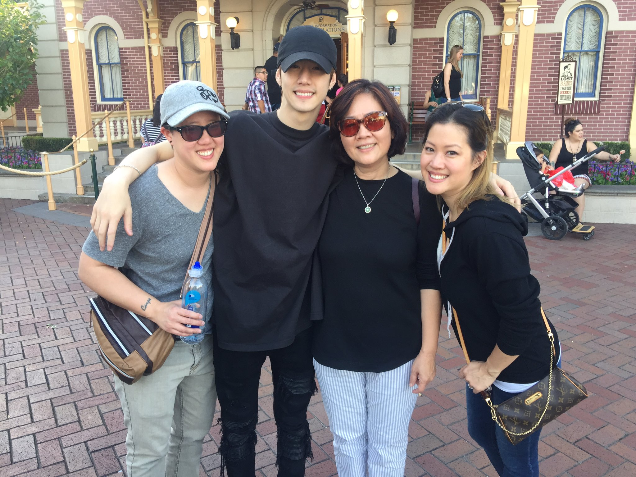 "Mark Tuan on Twitter: ""Family time for a whole day ..."