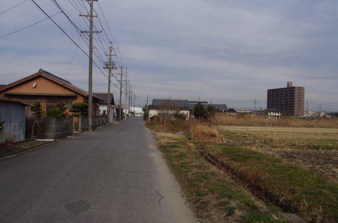 中島飛行機半田製作所飛行場跡散策(平成29年1月)