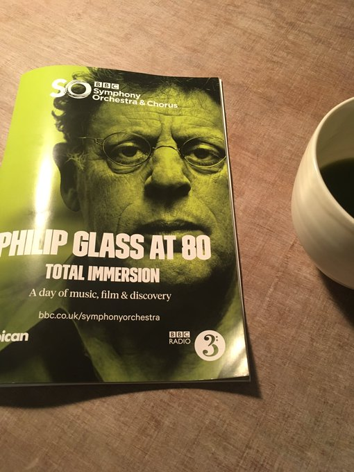 Happy Birthday ! Once more thank you for great day with Philip Glass music!