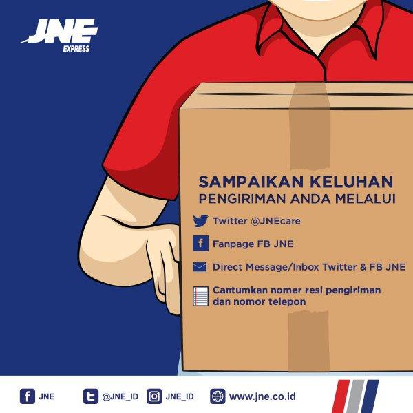 JNE Express (@JNE_ID) | Twitter