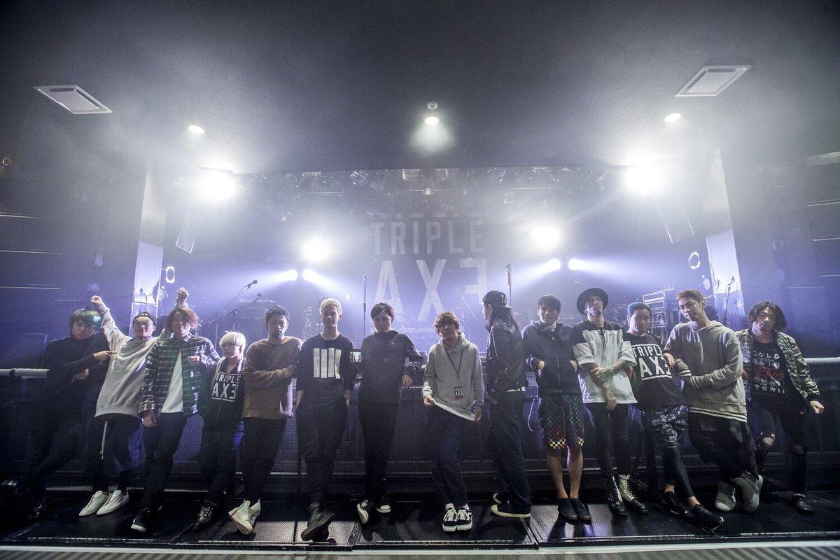 【TRIPLE AXE TOUR'17】 高松festhalle 第8戦!天王山!  Photo b…