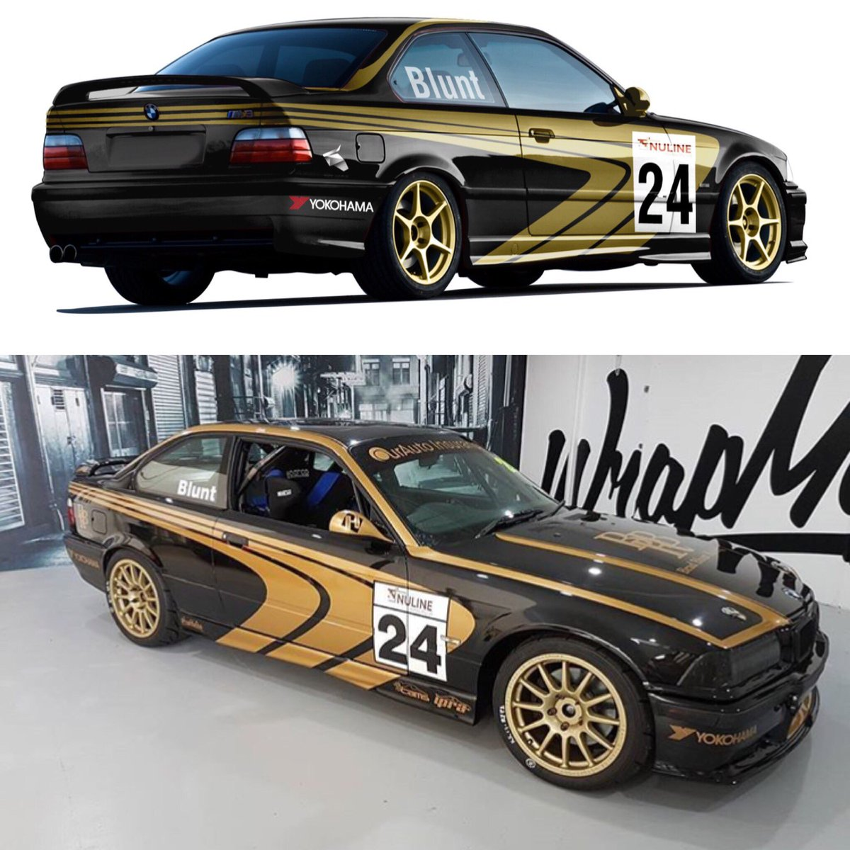 Gmail bmw theme - Jps Inspired M Stripes Was The Theme Thoughts Bmw M3 Https T Co Rggjdn895h