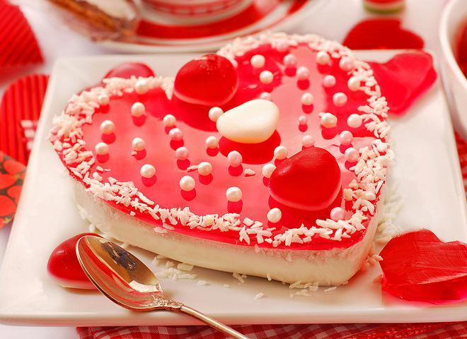 Рецепт желейного десерта