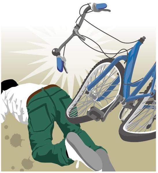 """「マジで死にかけた」「歯8本折った」見えない爆弾…突然壊れる""""自爆自転車""""の恐怖 国内メーカーなのに…"""