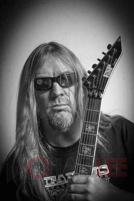 Music Happy Birthday   to Jeff Hanneman R.I.P