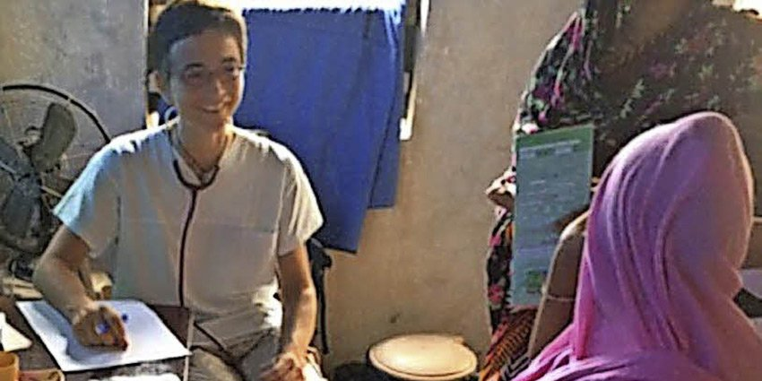 Die @badischezeitung berichtet über German Doctors-Ärztin Susanne Karopka und ihrem Hilfseinsatz in #Kalkutta .https://t.co/fu7r4PogA7 https://t.co/gbMtSxpX5V